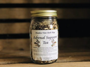 Adrenal Support Tea, 5oz