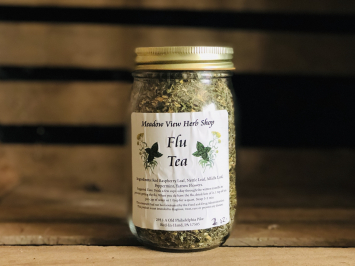 Flu Tea, 2oz