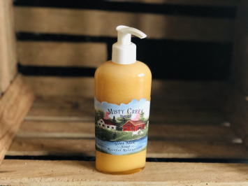 Liquid Goat Milk Soap, 4oz