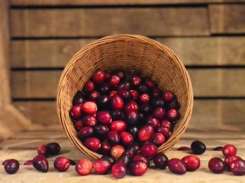 Cranberries, 8oz
