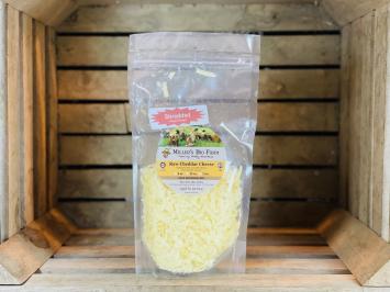 8oz Shredded A2 Cheddar Cheese
