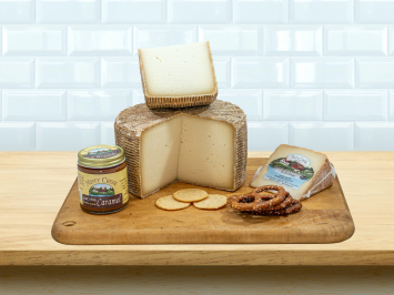 8oz Raw Goat Kidchego Cheese