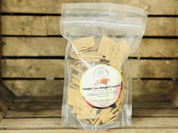 Simply Sourdough Einkorn Crackers 8 oz.