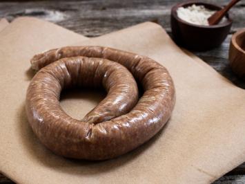 Salt & Pepper Beef Rope Sausage