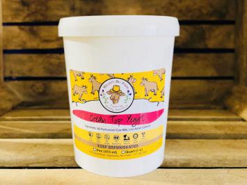 1 quart - Cream Top A2 Yogurt
