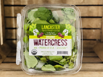 5oz - Watercress
