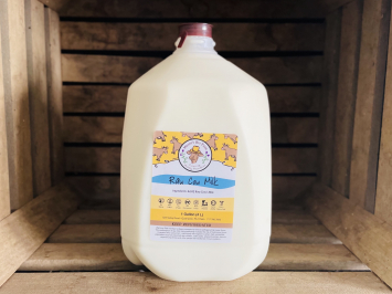 1 gallon - Raw A2 Milk*