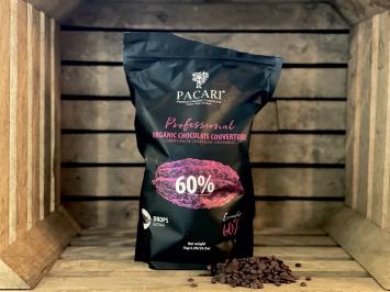 60% Organic Chocolate Drops