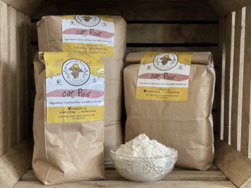 2lb - Oat Flour
