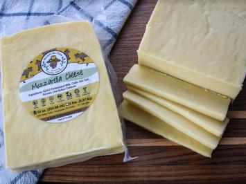 12oz A2 Mozzarella Pressed Cheese
