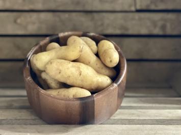 1lb - Russian Fingerling Potatoes
