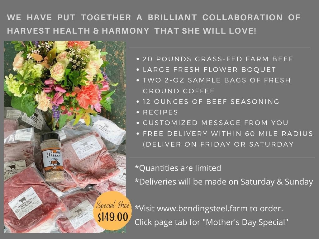 Mother's Day Beef Bundle Special