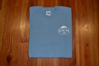 Men's Stone Blue T-Shirt (M-XL)