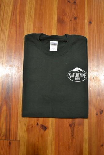 Men's Forest Green T-Shirt (M-XL)