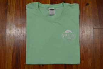 Women's Mint Green T-Shirt (M-L)