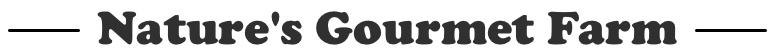 Nature's Gourmet Farm Logo