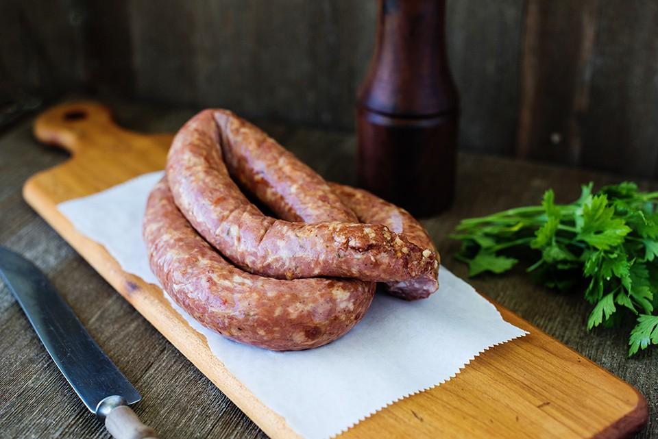 Pork Smoked Sausage