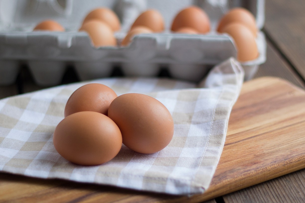 Eggs, Dozen Grade A Ex-Large Pasture-Raised, GMO Free