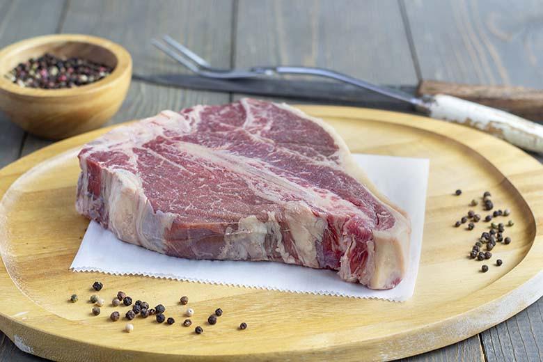 "Porterhouse Steak Cut 1.5"" Thick"
