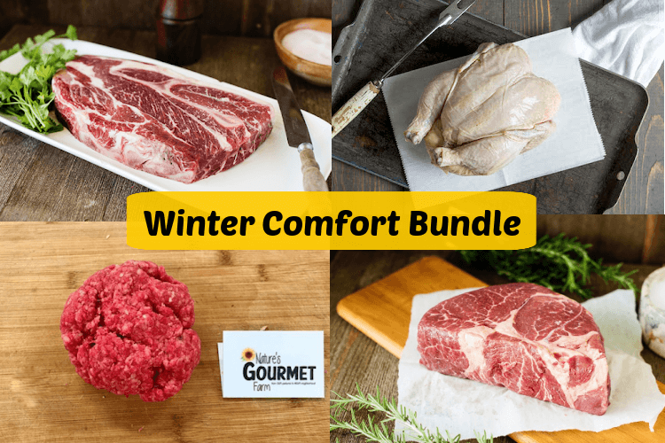 Winter Comfort Bundle