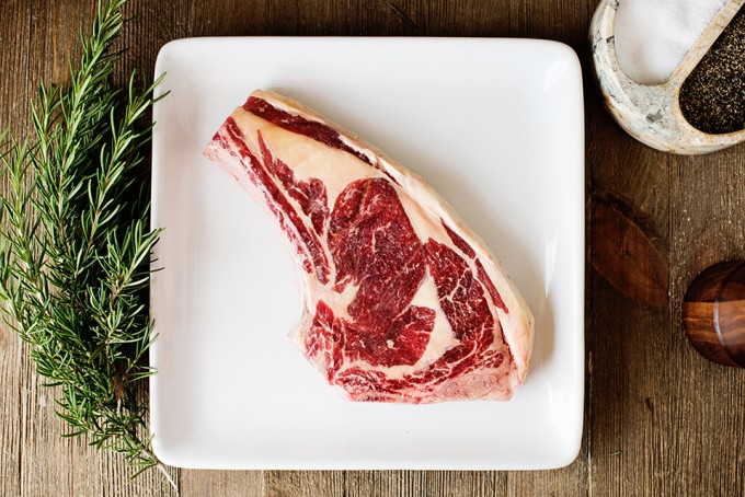 Rib-Eye Steak, Bone-in