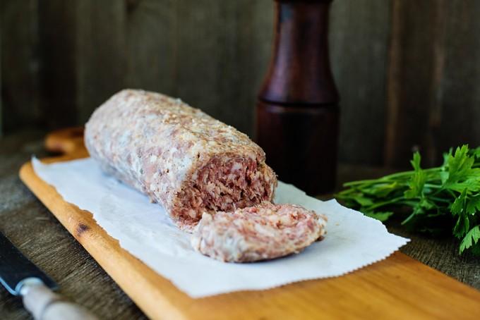 Pork Sausage Pattie