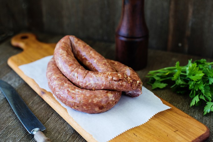 Pork Smoked Sausage