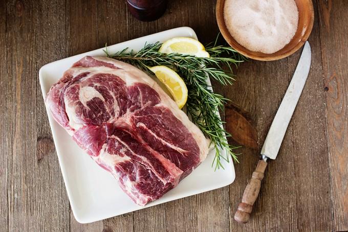 Pork Roast Shoulder (Boston Butt)