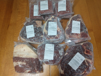 Beef Variety Share 25#