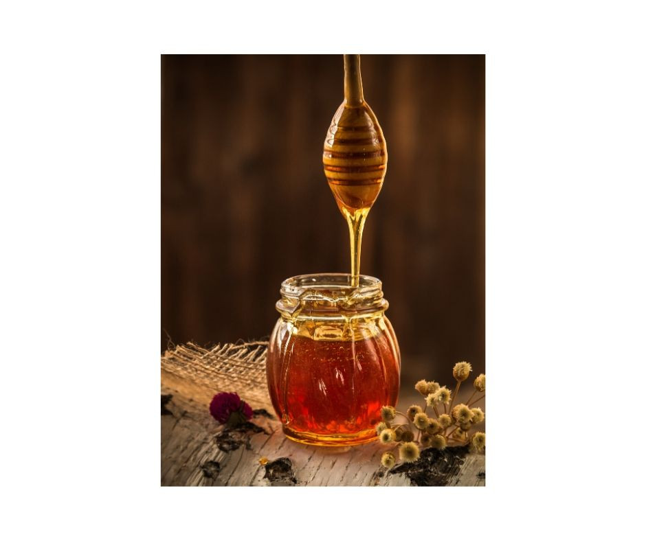 Quart Honey