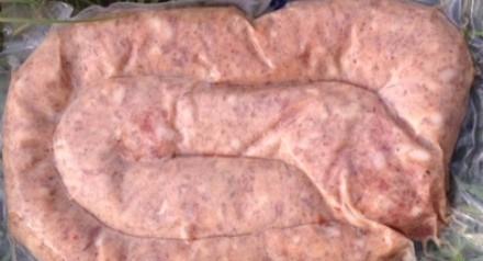Salt Flavored Pork Sausage (Links)