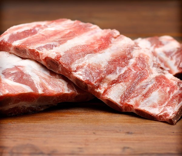Pork Ribs - Split