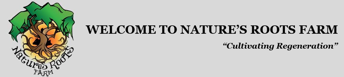Nature's Roots Farm Logo