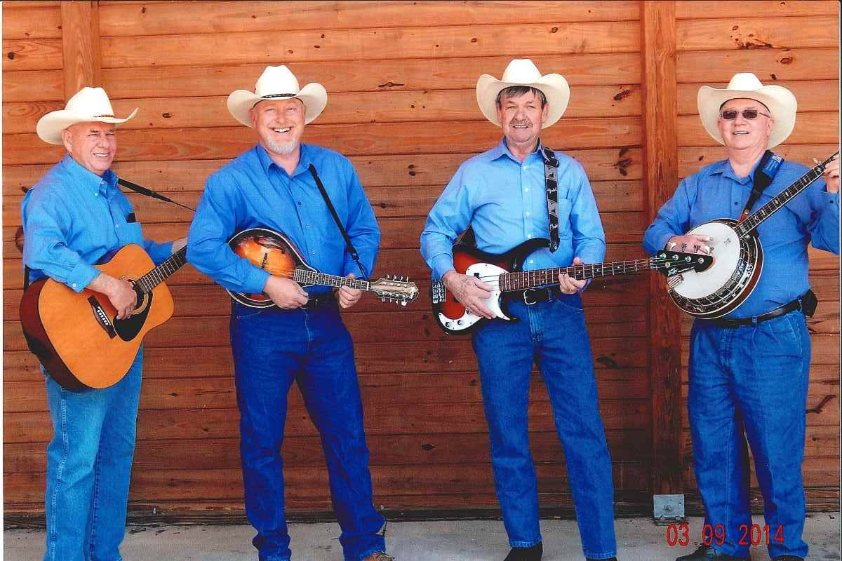 Backyard Bluegrass Boys Original CD