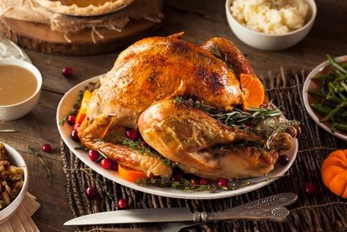 Whole Turkey- Small/Medium Size
