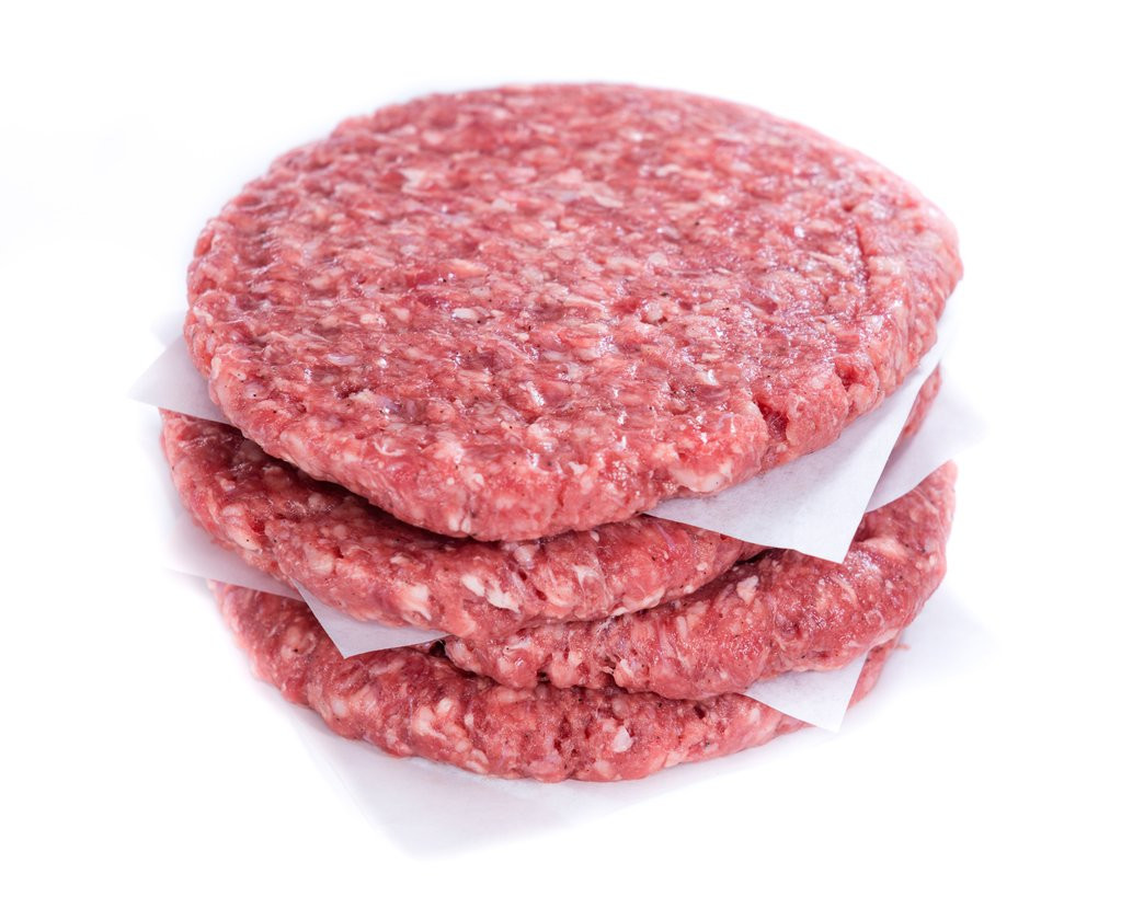 Beef Hamburger Patties