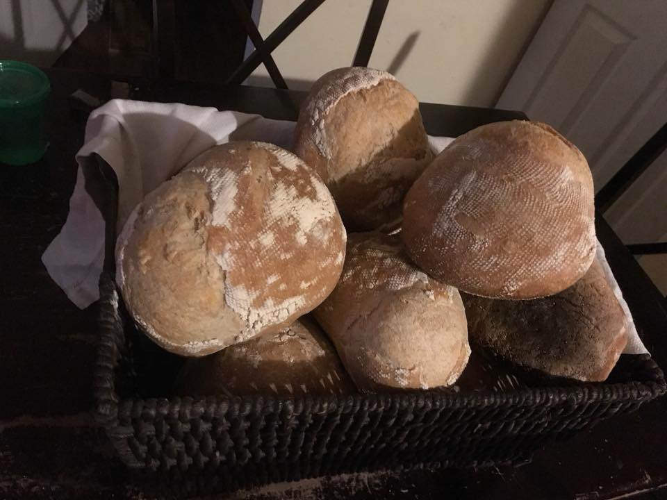 Fresh Baked Bread & Order Deadline Changes