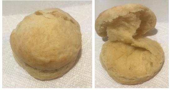 Frozen Buttermilk Biscuits- 8 Pack
