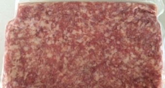 Fresh Ground Pork (Sausage)