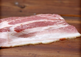 Cured Bacon