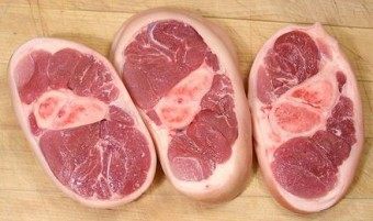 Fresh Ham Hocks/ Osso Buco