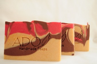 Oak Barrel Apple Cider Goat Milk Soap