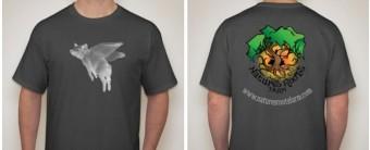 Nature's Roots Farm T-Shirt