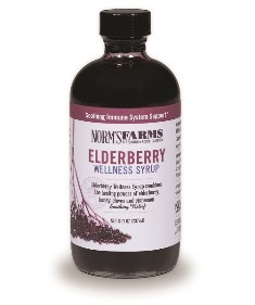 Elderberry Wellness Syrup