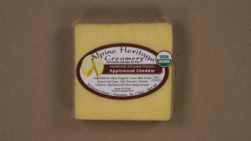 Applewood Smoked Cheddar Cheese, Block