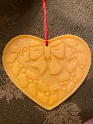 Holiday Ornament- Heart