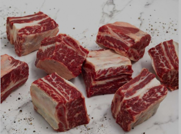 Beef Short Ribs (Bone-In)