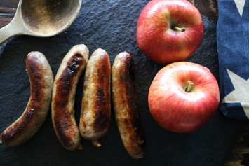 Applewood Sausage Links