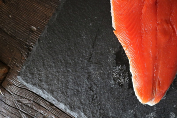 Salmon - Wild Caught Sockeye  - About 1.5 lb Package