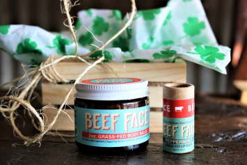 Beef Face - St Patrick's Day Box